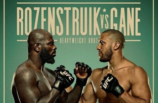 UFC FIGHT NIGHT 186: Everything You Need to Know