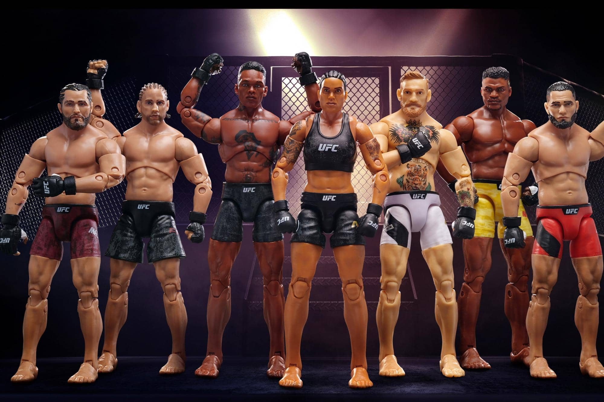 What Do You Think of UFC Action Figures?