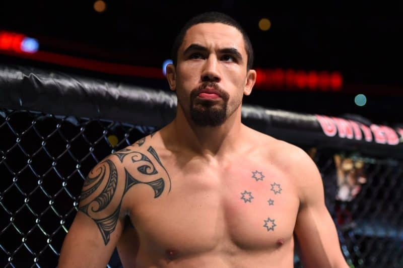 Who's Going to Face Whittaker Instead?