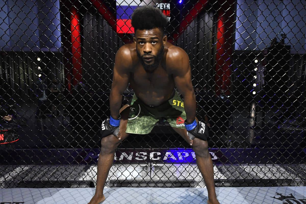 The Champion of UFC Bantamweight Aljamain Sterling will Undergo Neck Surgery
