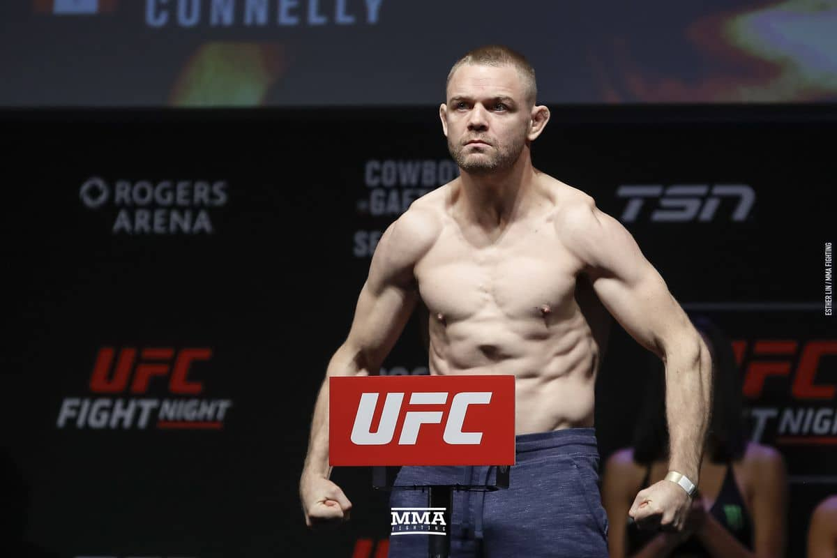 UFC 261: The Return of Tristan Conelly
