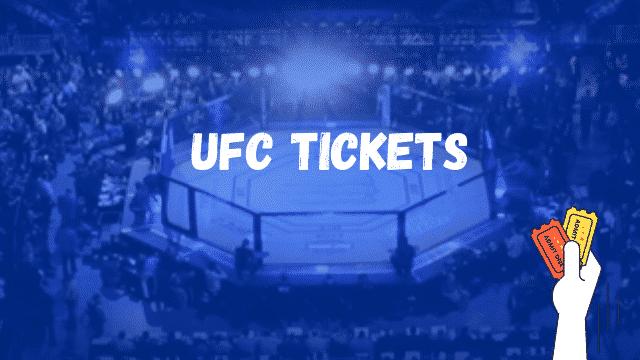 UFC 265 Tickets